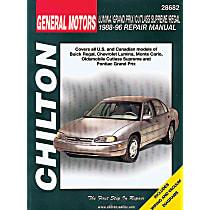 28682 Repair Manual - Repair manual, Sold individually