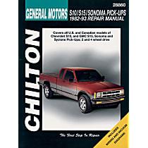 28860 Repair Manual - Repair manual, Sold individually