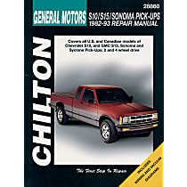 Chilton 28860 Repair Manual - Repair manual, Sold individually