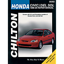 Chilton 30202 Repair Manual - Repair manual, Sold individually