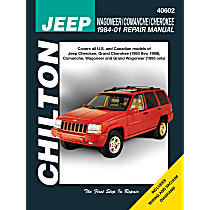 Chilton 40602 Repair Manual - Repair manual, Sold individually