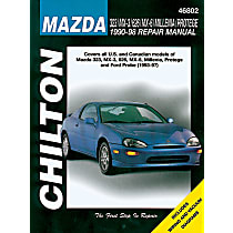 Chilton 46802 Repair Manual - Repair manual, Sold individually