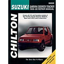 Chilton 66500 Repair Manual - Repair manual, Sold individually