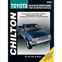 Chilton 68604 Repair Manual - Repair manual, Sold individually