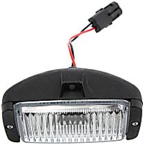 Fog Light - Driver or Passenger Side, Assembly