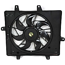 OE Replacement Radiator Fan - 2.4L Non-Turbo Eng.
