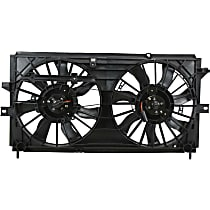 Radiator Fan Assembly, Except Heavy Duty Cooling System