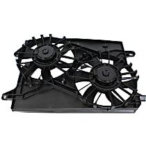 Radiator Fan - Dual-type
