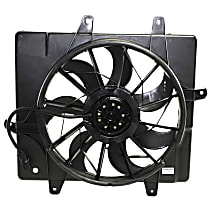 OE Replacement Radiator Fan - Fits 2.4L Non-Turbo