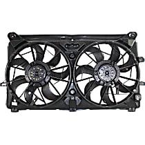 OE Replacement Radiator Fan - Fits 6.2L