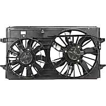 OE Replacement Radiator Fan - Fits 3.5L/3.6L