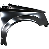 Front, Passenger Side Fender - 2008-16 Chrysler Town & Country / 2008-17 Dodge Grand Caravan, CAPA CERTIFIED
