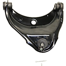 Control Arm with Ball Joint Assembly, Front Upper Driver Side For RWD Models