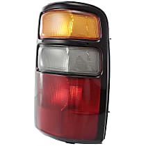 Tail Light - Passenger Side, Lens and Housing, without Harness