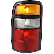 Tail Light - Driver Side, Lens and Housing, without Harness