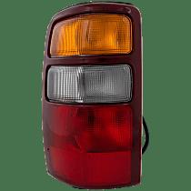 Tail Light - Driver Side, Assembly