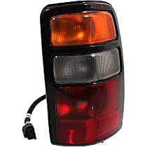 Tail Light - Passenger Side, Assembly, with Harness