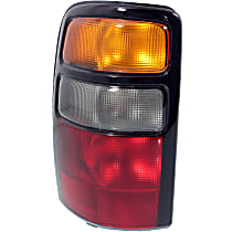 Tail Light - Driver Side, Assembly, with Harness