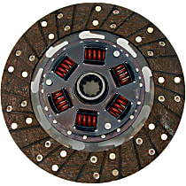 Clutch Disc - Organic 10 in. Direct Fit, Sold individually
