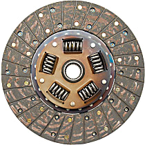 Centerforce 384201 Clutch Disc - Organic 8.125 in. Direct Fit, Sold individually