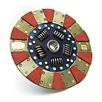 Centerforce DF383271 Clutch Disc - Organic 10.4 in. Direct Fit, Sold individually
