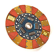 Centerforce DF384161 Clutch Disc - Organic 10.4 in. Direct Fit, Sold individually