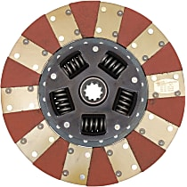 LM384161 Clutch Disc - Organic 10.4 in. Direct Fit, Sold individually