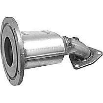 1001 Catalytic Converter - 47-State Legal (Cannot ship to CA, NY or ME) - Front