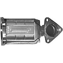 1014 Catalytic Converter - 47-State Legal (Cannot ship to CA, NY or ME) - Front