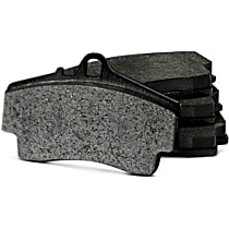 100.02280 Centric OE Formula Rear Brake Pad Set