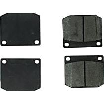 102.00020 Centric C-Tek Front Brake Pad Set
