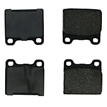 102.00310 Centric C-Tek Brake Pad Set