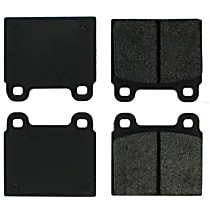 102.00450 C-Tek Series Front Brake Pad Set
