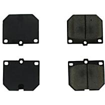 Centric C-Tek Front Brake Pad Set