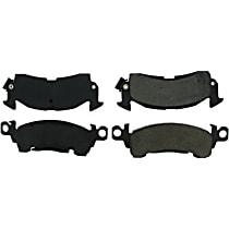 102.01220 Centric C-Tek Rear Brake Pad Set
