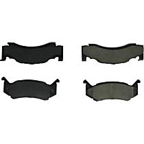 102.01230 Centric C-Tek Front Brake Pad Set