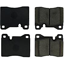 102.01630 Centric C-Tek Front Brake Pad Set