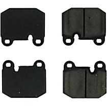 102.01740 Centric C-Tek Front Brake Pad Set