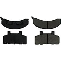 102.02150 Centric C-Tek Front Brake Pad Set