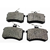 102.02280 Centric C-Tek Rear Brake Pad Set