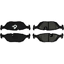 102.02790 Centric C-Tek Rear Brake Pad Set