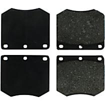 102.03300 Centric C-Tek Front Brake Pad Set