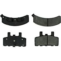 102.03690 Centric C-Tek Front Brake Pad Set