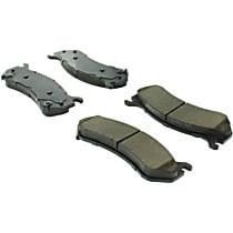102.07850 C-Tek Series Brake Pad Set
