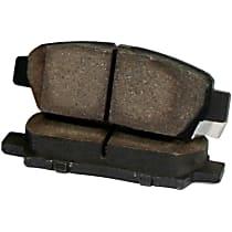 103.04400 Centric C-Tek Front Brake Pad Set