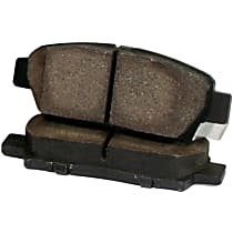 Centric C-Tek Rear Brake Pad Set