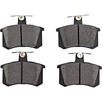 104.02280 Centric Posi-Quiet Rear Brake Pad Set