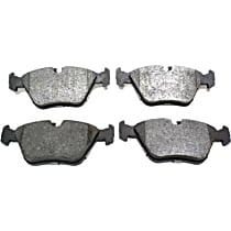 104.03941 Centric Posi-Quiet Front Brake Pad Set