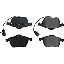 104.05550 Centric Posi-Quiet Front Brake Pad Set
