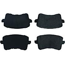 104.13860 Centric Posi-Quiet Rear Brake Pad Set